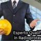 esperto qualificato laborad radioprotezione