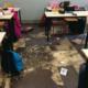 pavimento amianto scuola